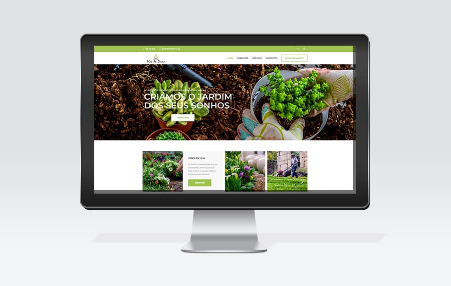 website-flor-do-douro